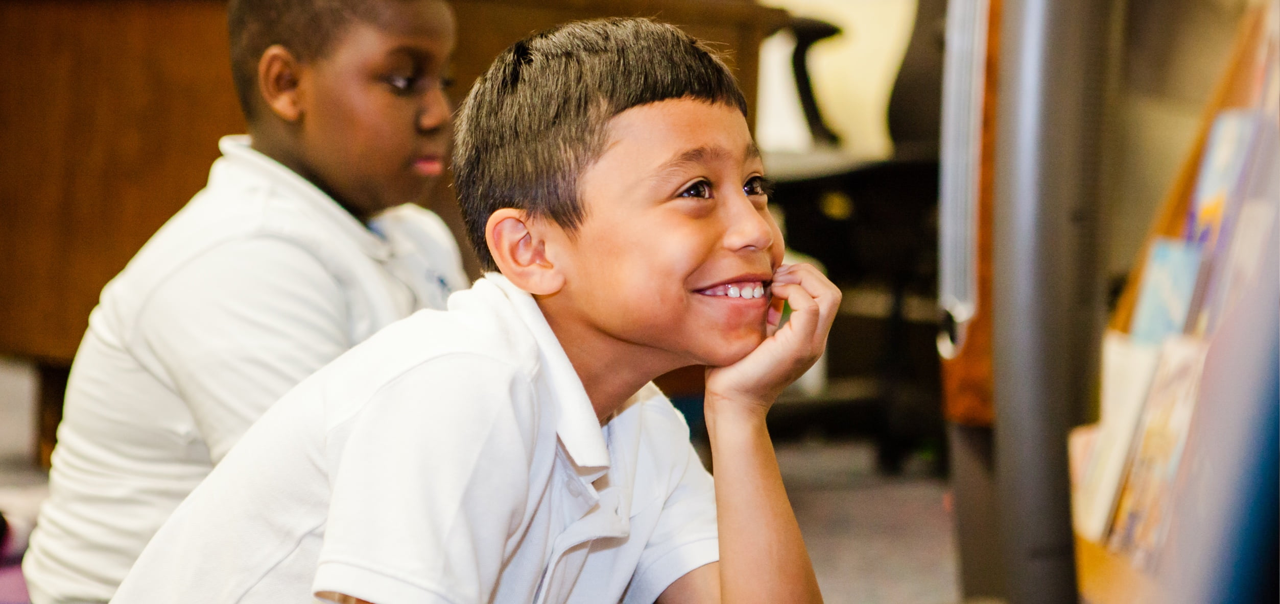 When Every Student Thrives,   a School is Transformed