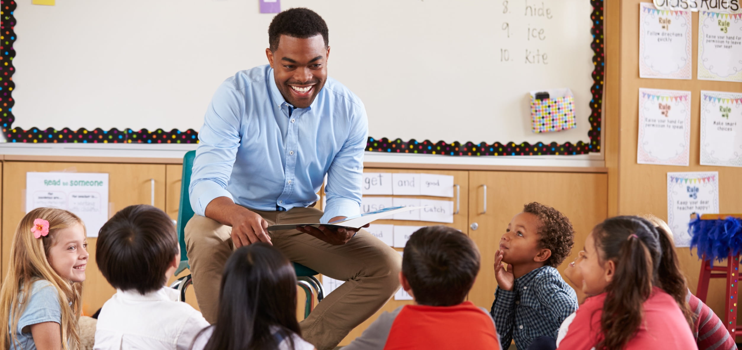 Equitable Classrooms, High-Quality Instruction, Empowered Teachers