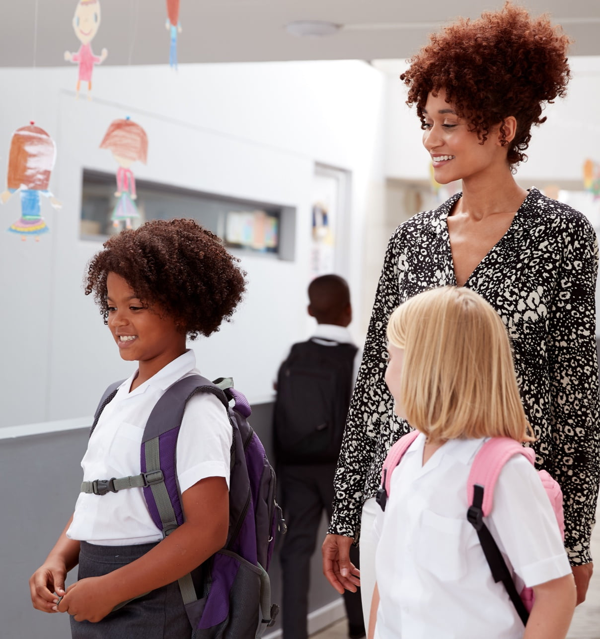 We Improve Teacher Retention