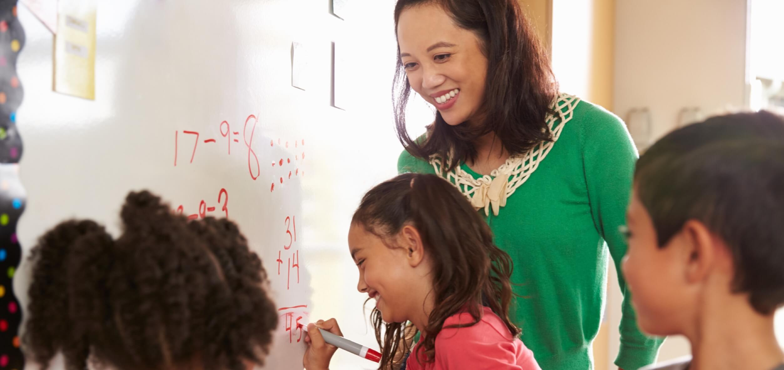 Empowered Teaching. Thriving Schools.