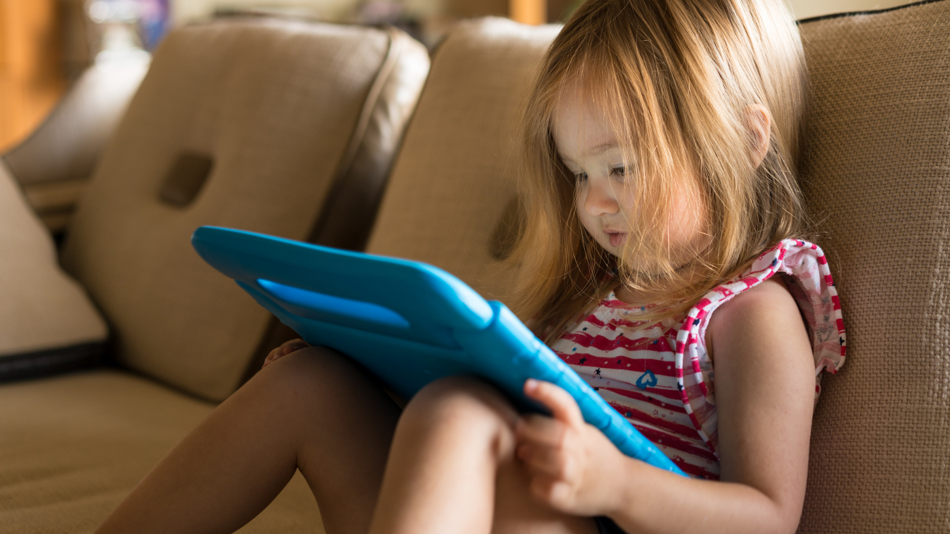 Fun and Play in Remote Learning for Young Children